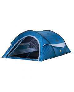 Safarica Cycloon M pop up tent dark blue
