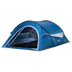 Safarica Cycloon L pop up tent dark blue